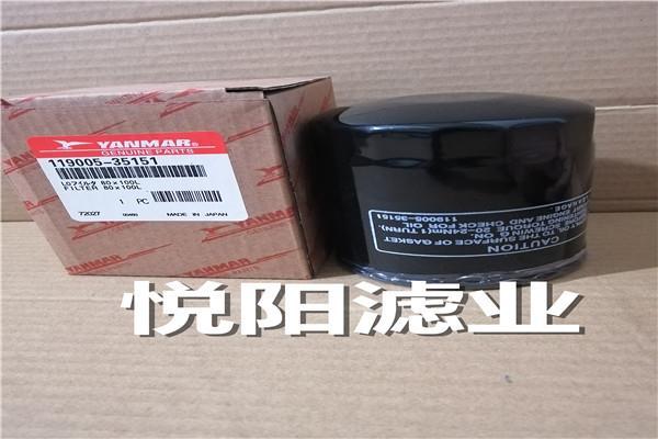119005-35151机油滤芯市场报价滤清器滤芯