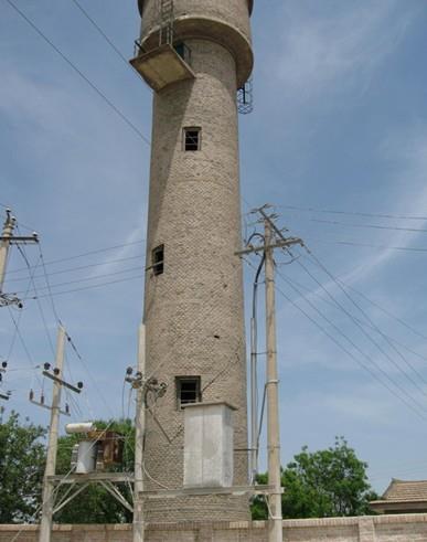 广东佛山水泥水塔拆除单位