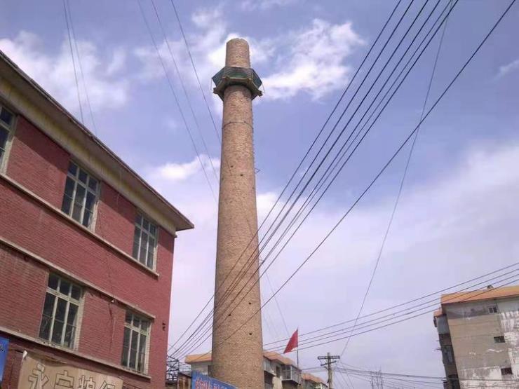 四川省自贡市钢烟囱拆除公司