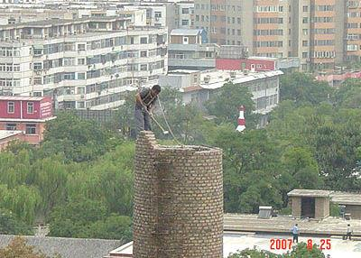 贵州铜仁水泥烟囱拆除单位