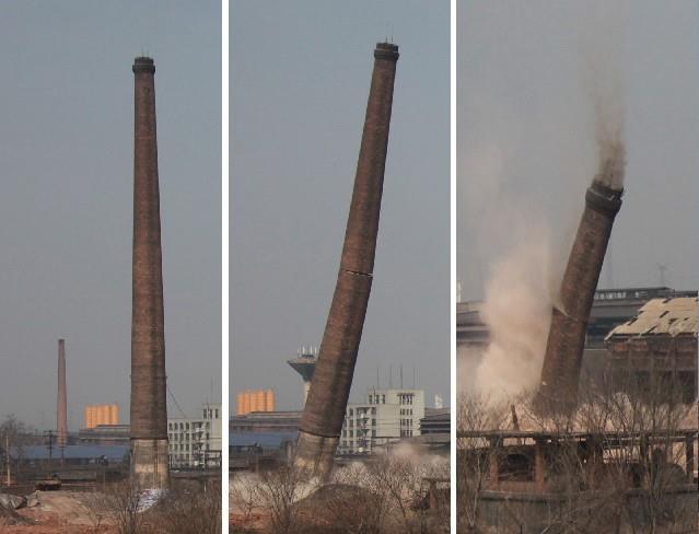 烟台市烟囱拆除单位