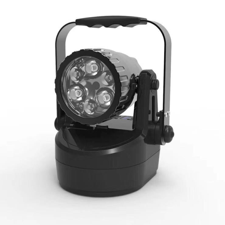 JIW5282轻便式多功能强光灯(LED12W磁力吸附防爆灯)