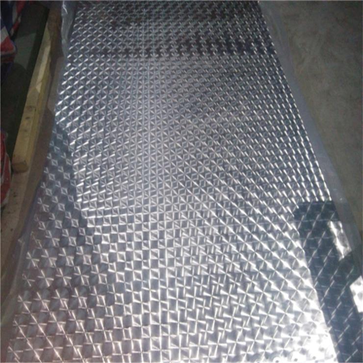 1.0厚度磨花铝板生产厂家