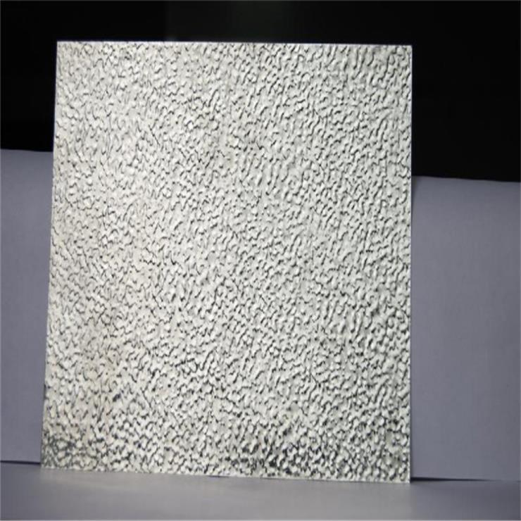 济南生产地暖铝箔的厂家地暖用压花铝箔