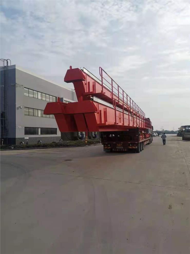 溪湖橋式天車裝卸橋10t-50m(箱型式)