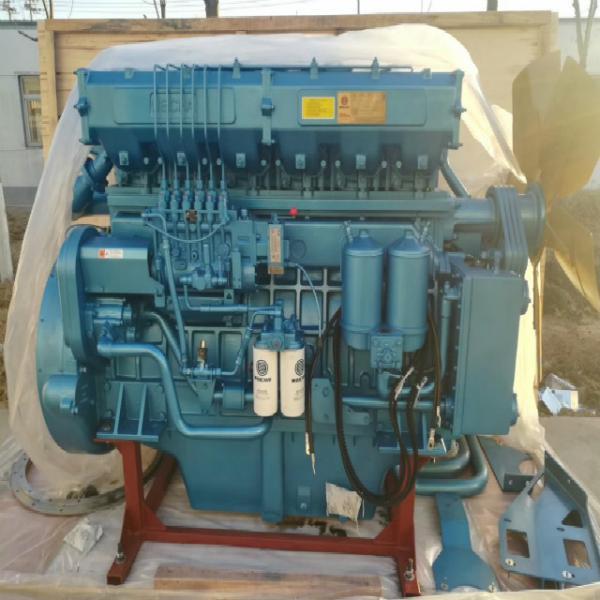 濱海船用柴油機295四配套 曲軸 機體 水泵