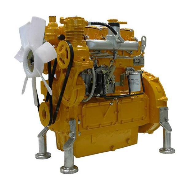 华东动力4105铲车水泵增压器
