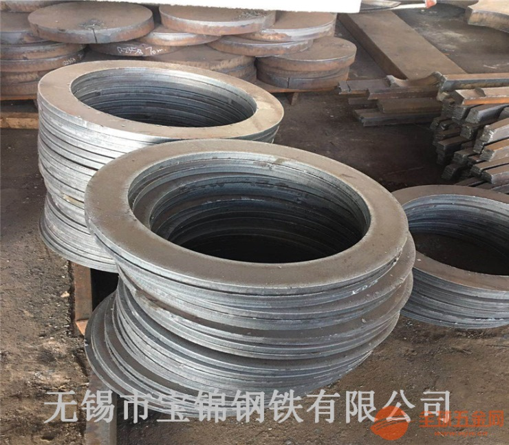 青浦区发电设备钢板切割法兰盘机构