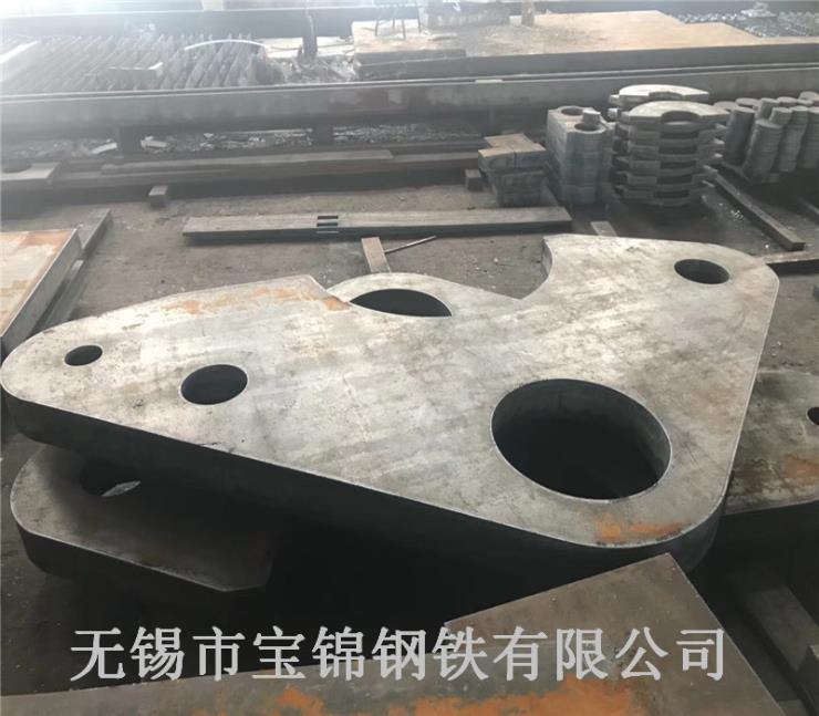 鋼板按圖切割異形件加工