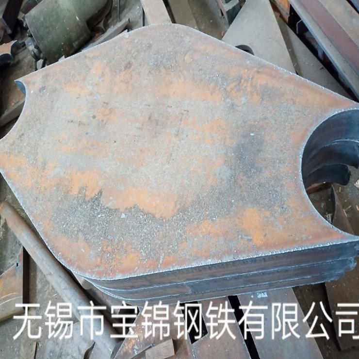 广东300-400mm特厚钢板零割厂家