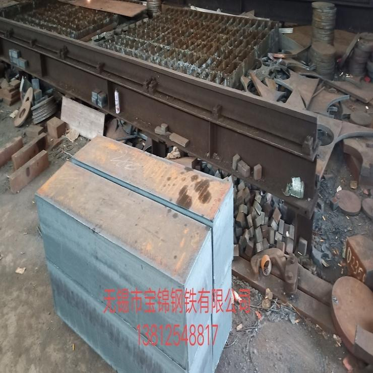 广东100-200mm钢板零割下料