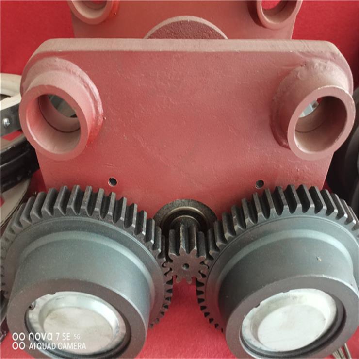 云南LD型電動單梁起重機起重機配件公司