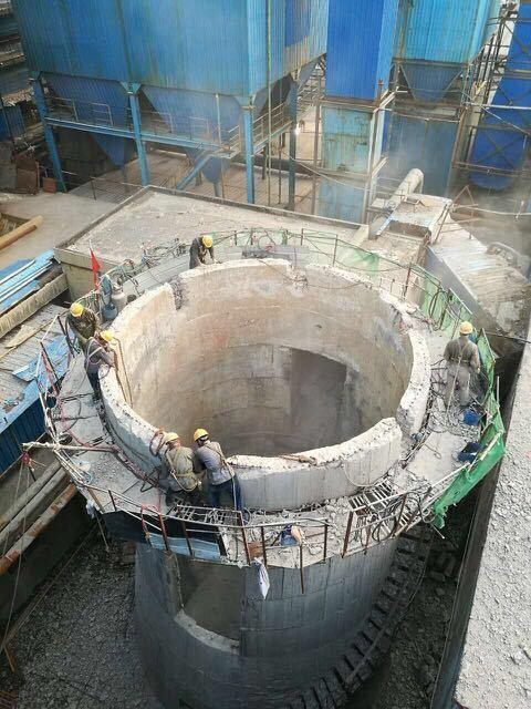 昭觉县砖烟囱拆除公司