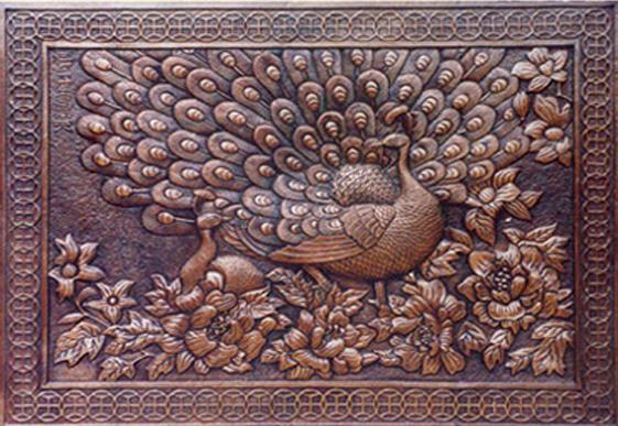 园林铜浮雕 人物铜浮雕 铜浮雕工艺品