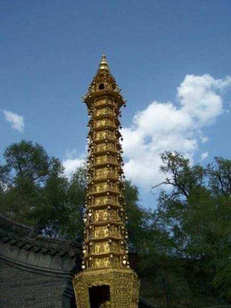 铜塔加工厂 铜雕塔 6米铜塔
