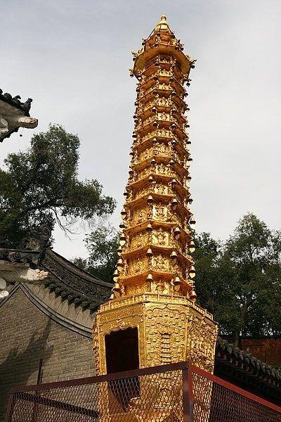 銅雕塔雕塑 鑄造銅塔 大型銅塔