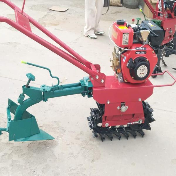農用履帶式微耕機功率是多少