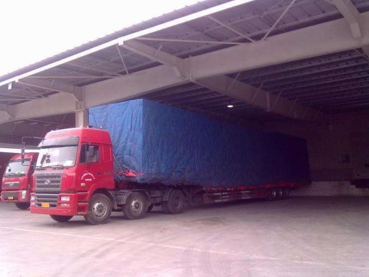 為您推薦17米5平板拉貨從潮州湘橋到嘉峪關鏡鐵貨車往返+出租