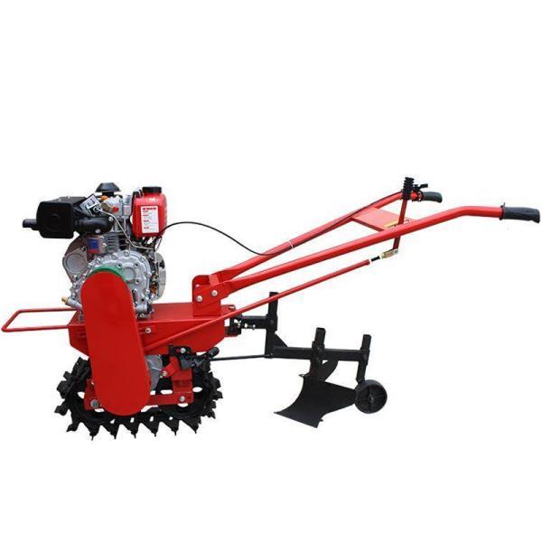 柴油履帶微耕機的工作效率與功率柴油履帶微耕機的工作效率與功率