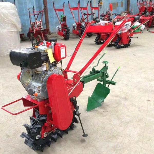農用履帶微耕機功率有多大