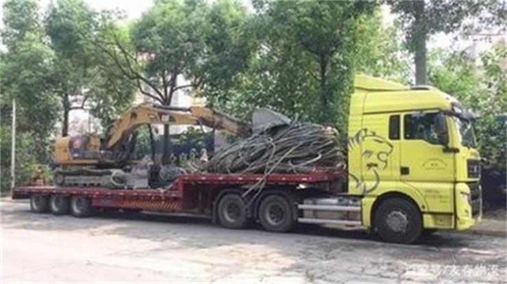 梅州到福州閩清13米7平板車出租(點擊了解