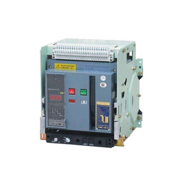 新疆低壓斷路器DW45-4000-4000A/3P抽屜式