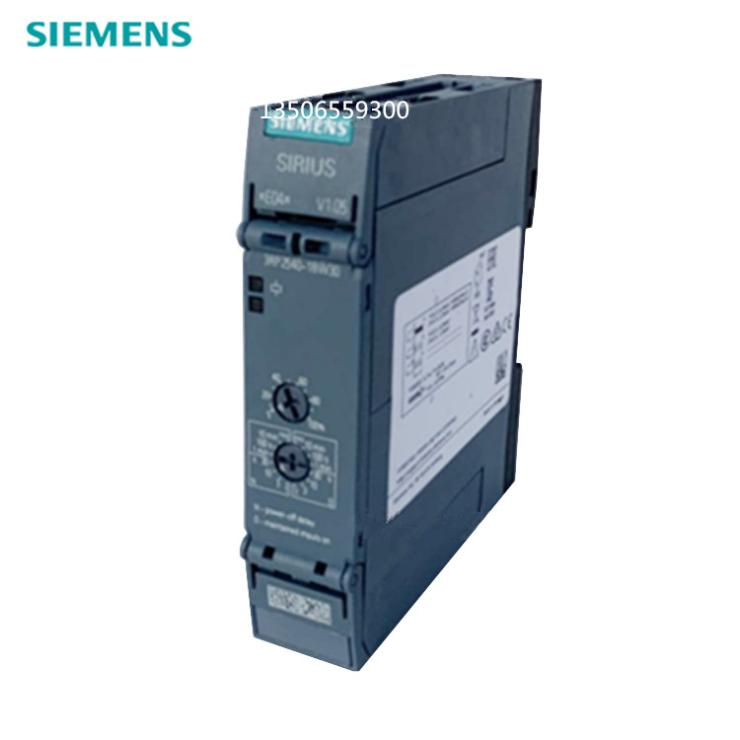 西門子3RP2505-1AW30電子式時間繼電器