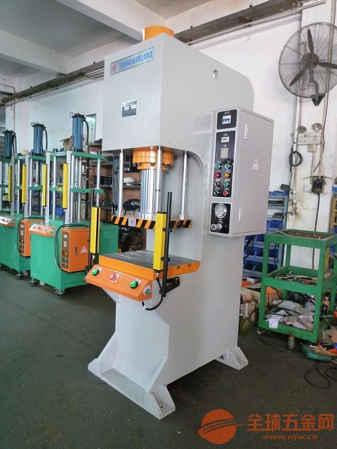 金拓智机械-弓形油压压装机