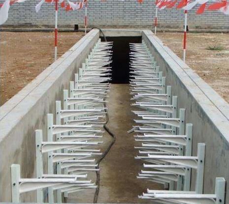 惠城區355/540水平折疊支架南網使用