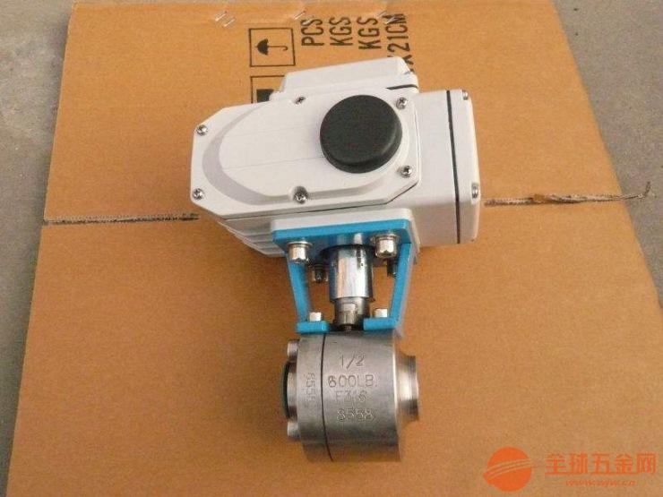 电动全焊接球阀