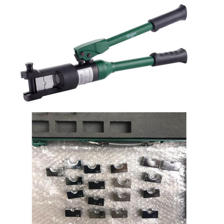 全国供应代理SATA世达电缆钳手动液压压接钳8寸99018 11吨