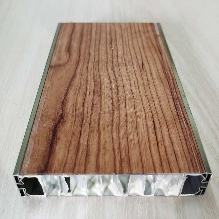 厂价供应金属卫生间隔断材料铝蜂窝板