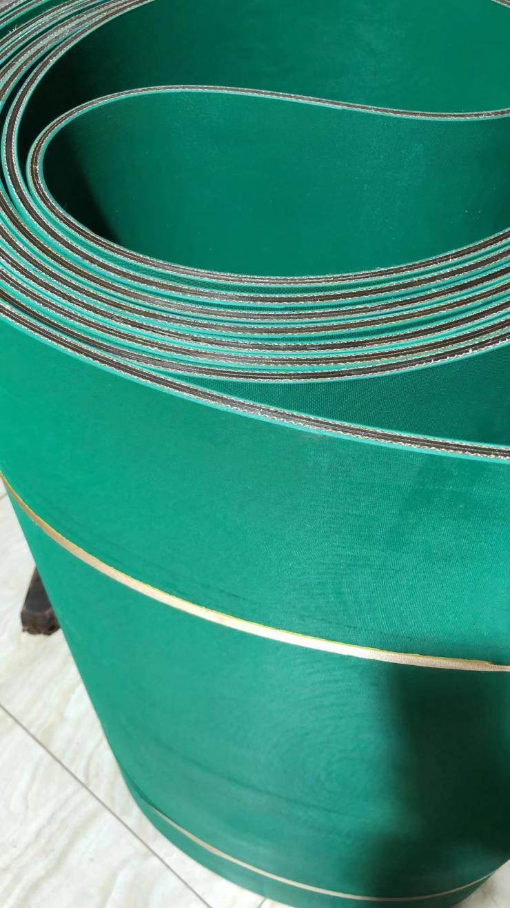 无缝耐油耐切割钢板厂磁力皮带