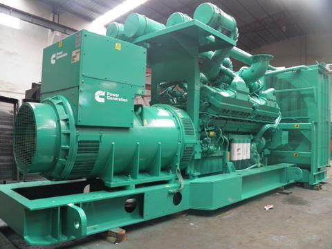 中山火炬發電機組設備專業上門回收