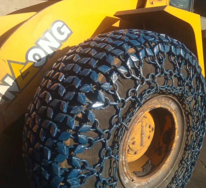 三門峽重型汽車輪胎防護鏈銷售