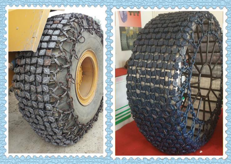 棗莊重型汽車輪胎防滑鏈供應