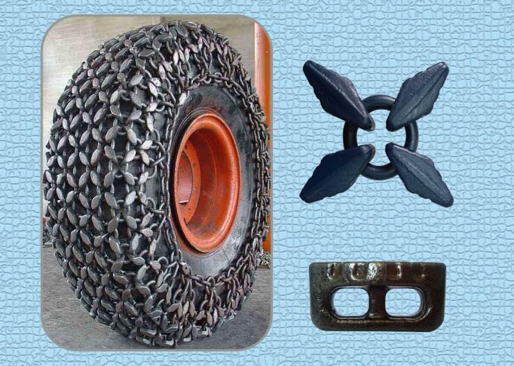 湛江耐磨王型輪胎保護鏈品牌