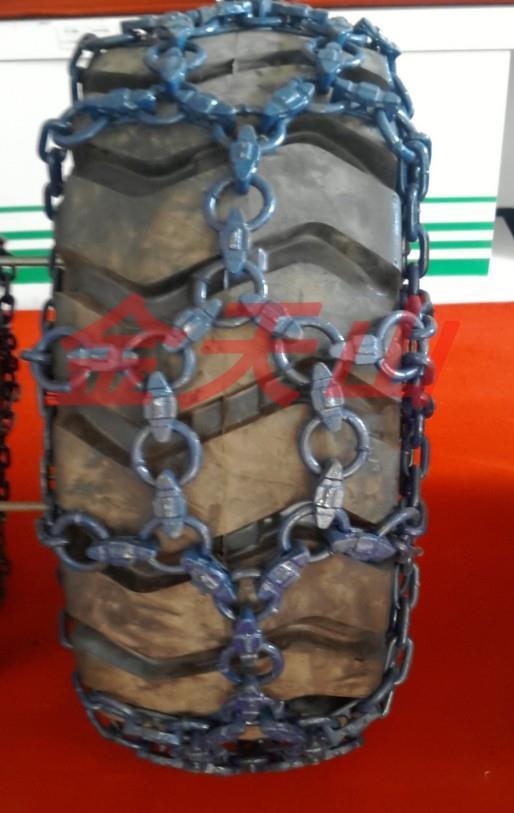 哈密加強型輪胎防護鏈類型