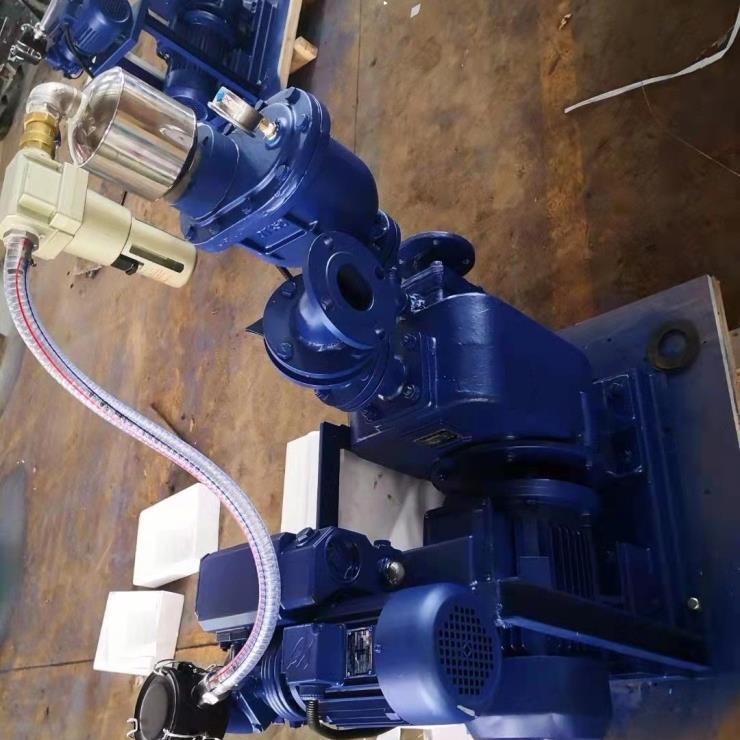 EQZWS大吸程自吸排污泵 大流量双吸自吸泵