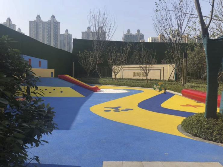 安徽蚌埠复合型塑胶跑道厂家
