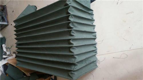 機械設備耐溫風道口除塵軟連接定做