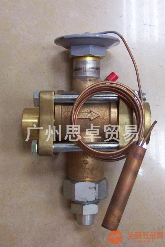 斯波兰制冷热力膨胀阀WVE-180-GA型法兰式膨胀阀经销商