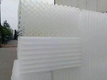六角蜂窝斜管填料特点及用途