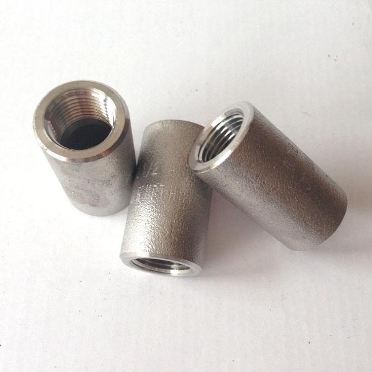 安庆304单螺口管箍制造过程