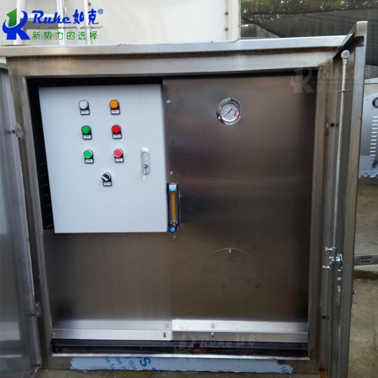 RWP微纳米曝气机 氧气源空气源臭氧发生器