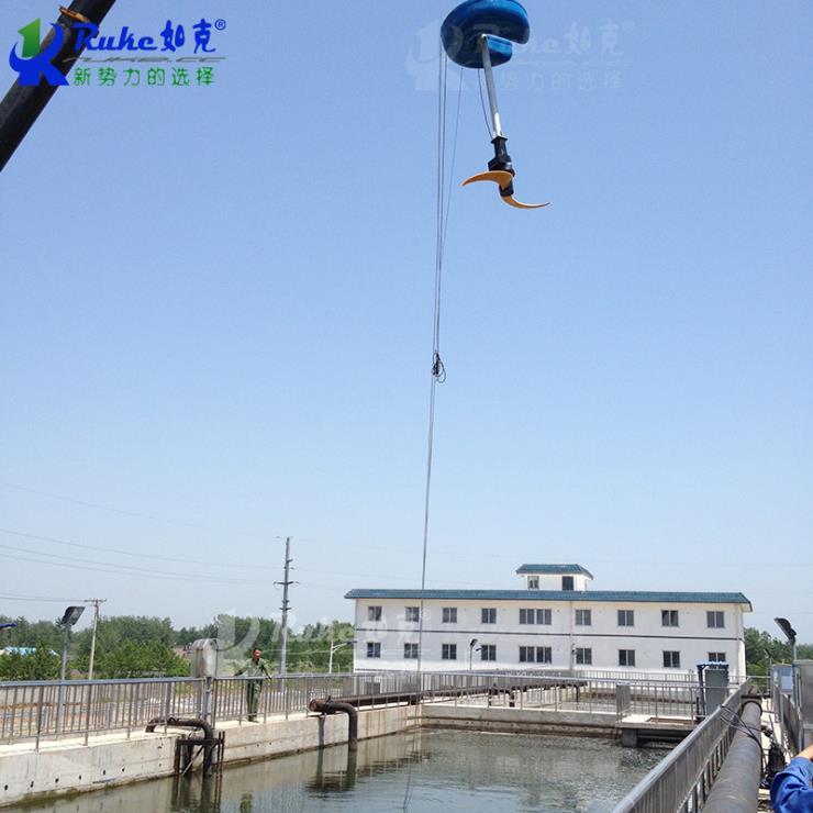 如克厂家供应浮筒式立式环流搅拌机P/LHJ-7.5