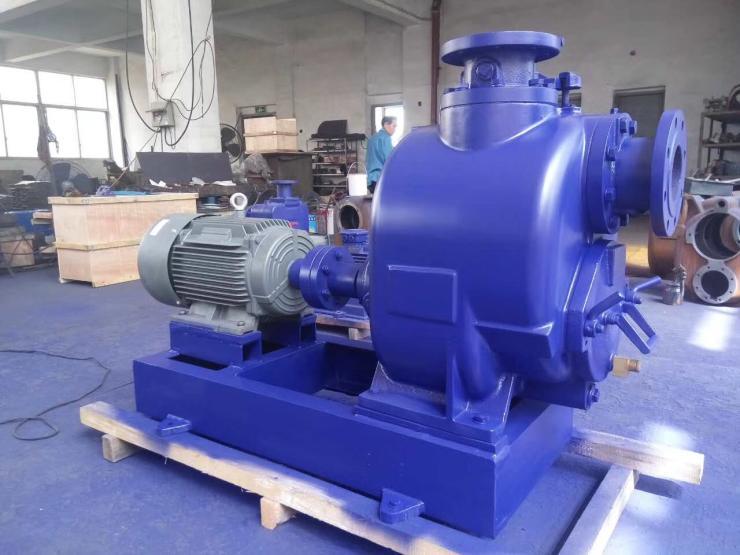 SP型大型自吸泵车-SP移动式柴油机自吸泵