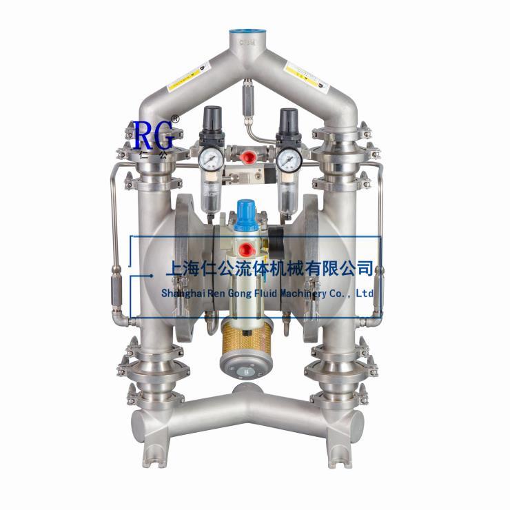粉尘气动隔膜泵RG74311F
