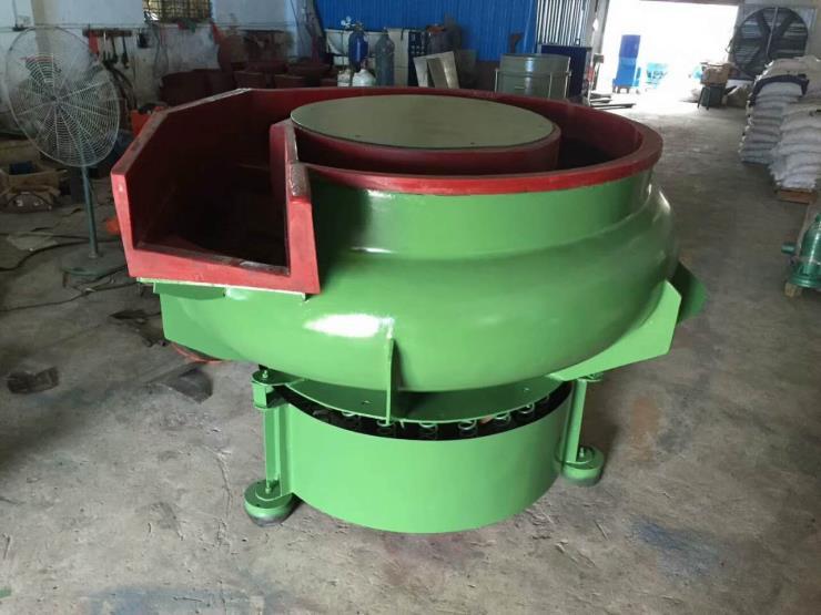 广东圆弧形120L研磨机直售//天亿圆弧研磨机