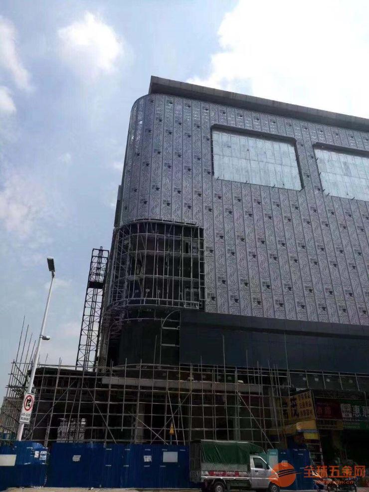 德普龙医院铝单板包柱施工方案